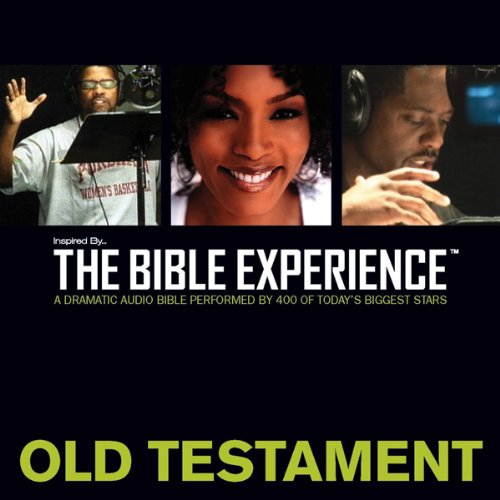 Inspired By...The Bible Experience audiobook cover art