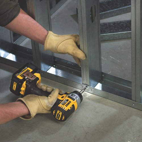 Buy Discount DEWALT DCF895B 20-Volt MAX Lithium Ion Brushless 3-Speed 1/4-Inch Impact Driver