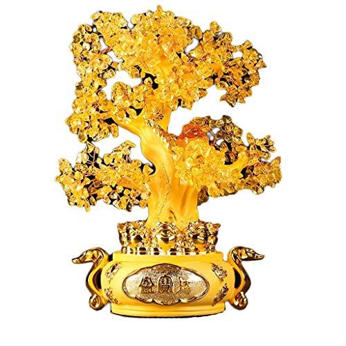 Arbol Bonsai del Dinero - Feng Shui para atraer el dinero a tu vida -