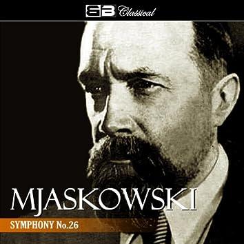 Mjaskowskij: Symphony No. 26 (Single)