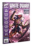 White Enano Games Workshop Warhammer 466