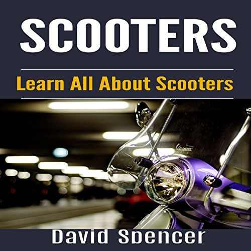 Scooters audiobook cover art