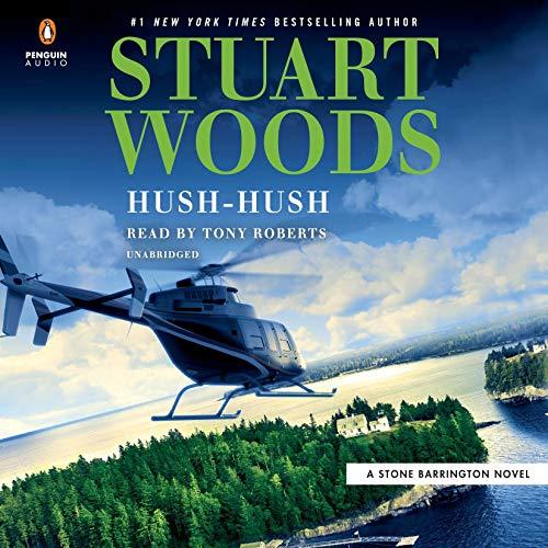 Hush-Hush Audiobook By Stuart Woods cover art