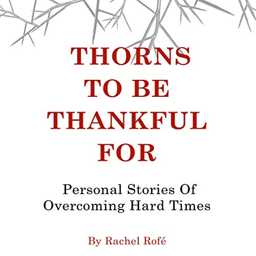 Thorns to be Thankful For audiobook cover art