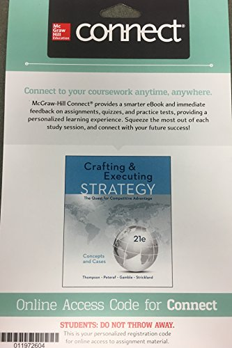 Crafting & Executing Strategy Access Code