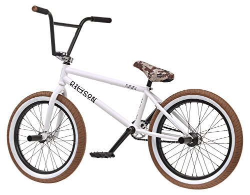wethepeople Reason 2016 BMX Rad - Freecoaster/Matt White | Weiss | 20.75