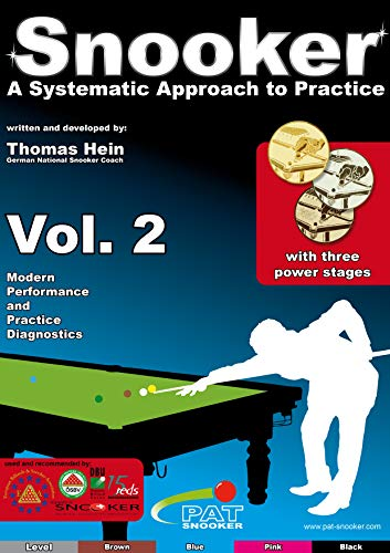 PAT Snooker Vol.2: A Systematic Approach to Practice (English Edition)
