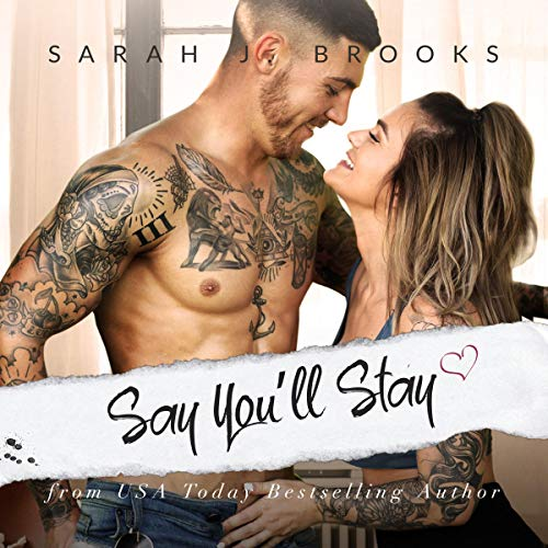 Couverture de Say You'll Stay
