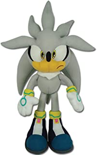 Sonic The Hedgehog Great Eastern GE-8960 Plush - Silver Sonic, 13