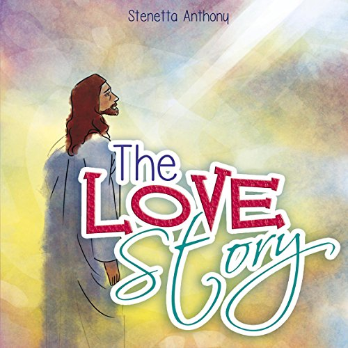 The Love Story audiobook cover art