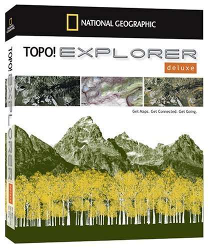 Review Of National Geographic Magellan Topo Explorer Deluxe by Magellan Navigation