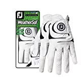 FootJoy Women's WeatherSof Golf Glove, Pack of 2, White Small, Worn on Left Hand