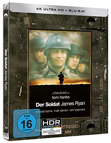 Der Soldat James Ryan - Steelbook [Blu-ray]