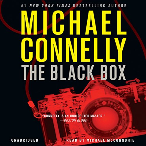 The Black Box audiobook cover art