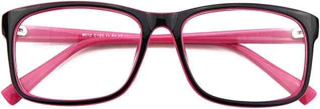 SHADEZ M/ädchen Shz 107 Brillengestell Rosa Pink Herstellergr/ö/ße: 3-7 Jahre Small
