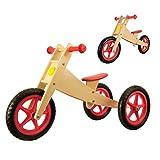 Vinz Laufrad 2 in 1 | Kinderlaufrad Lernlaufrad Lauflernrad | ab 1 Jahre...