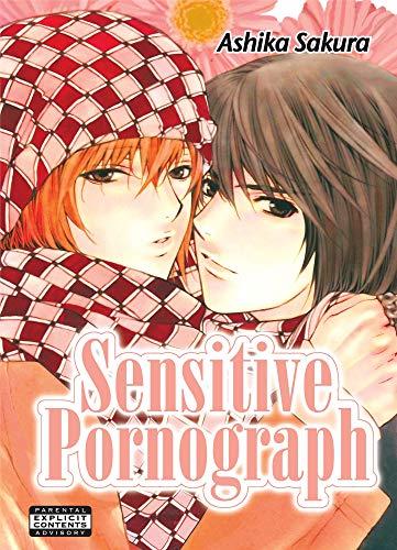 Sensitive Pornograph (Yaoi Manga) (English Edition)