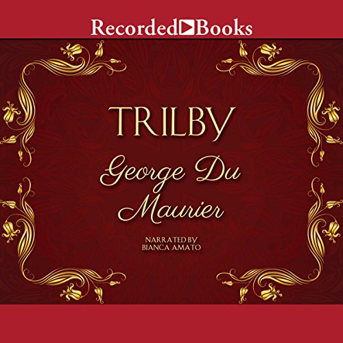 Trilby audiobook cover art