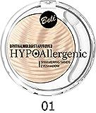E55 Bell - Sombra de ojos hipoalergénica con arena brillante (1 – E55)