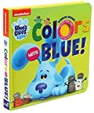 Nickelodeon Blue's Clues & You!: Colors with Blue (Cloth Flaps)