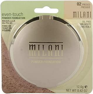 (3 Pack) MILANI Even-Touch Powder Foundation - Fresco