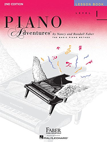 Piano Adventures®: Lesson Book - Level 1. Für Klavier