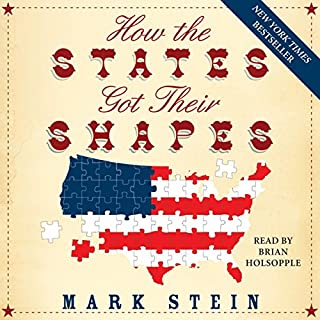 How the States Got Their Shapes cover art