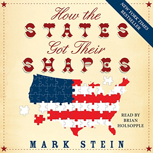 How the States Got Their Shapes audiobook cover art