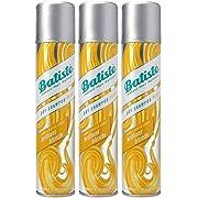 Batiste Dry Shampoo Plus, Brilliant Blonde 6.73 oz (Pack of 3)