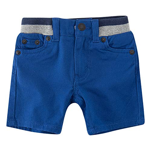 Levi's Baby Boys Chino Shorts, True Blue, 24M