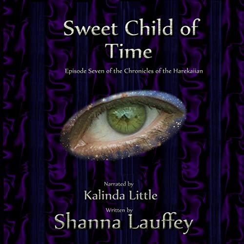 Sweet Child of Time audiobook cover art
