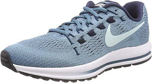 Nike WMNS Air Zoom Vomero 12, Scarpe Running Donna, Multicolore (Cerulean/Glacier Blue/Thunder Blue...