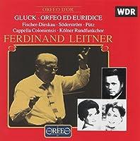 Gluck - Orfeo ed Euridice by Christoph Willibald Gluck (1995-06-22)