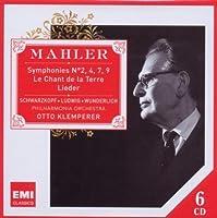 Mahler: Symphonies 2, 4, 7, 9; Lieder (2011-11-15)