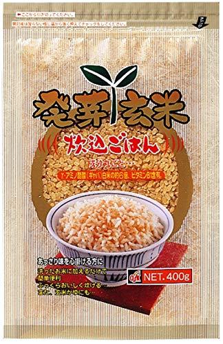 小谷穀粉 OSK OSK 発芽玄米 炊込ごはん 400g [0691]