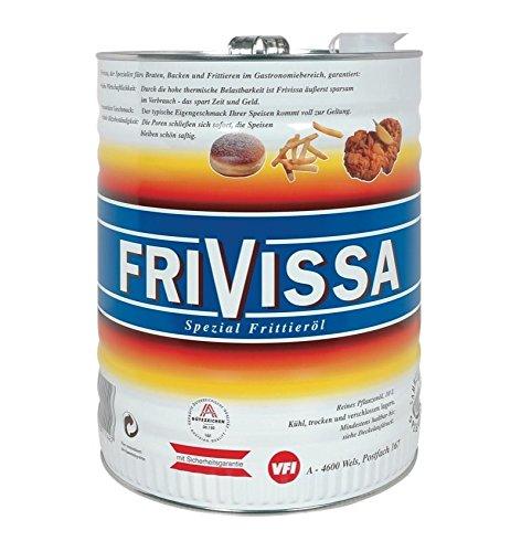 Frivissa Frittieröl 10l