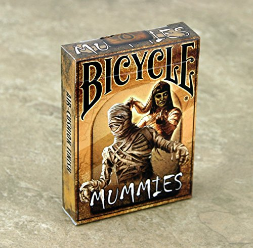 Bicycle Mummies Playing Cards by Co…