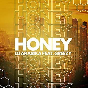 Honey (feat. Greezy) [Original mix] (Original mix)