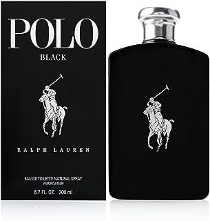 Polo Black by Ralph Lauren for Men - Eau de Toilette, 200ml