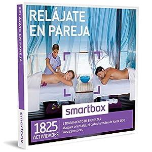 Smartbox - Caja Regalo -RELÁJATE EN Pareja - 1825 experiencias como masajes orientales, chocolaterapia o SPA de hasta 1h30