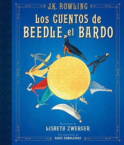 Los cuentos de Beedle el Bardo (Un libro de la biblioteca de Hogwarts [edición ilustrada])
