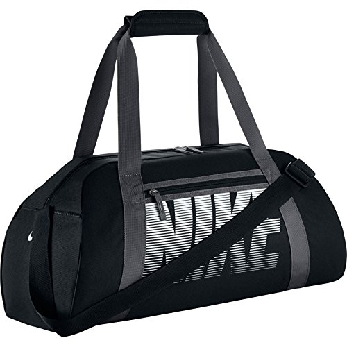 Nike Gym Club Sporttaschen, schwarz, 70 x 50 x 10 cm, 0.4 Liter