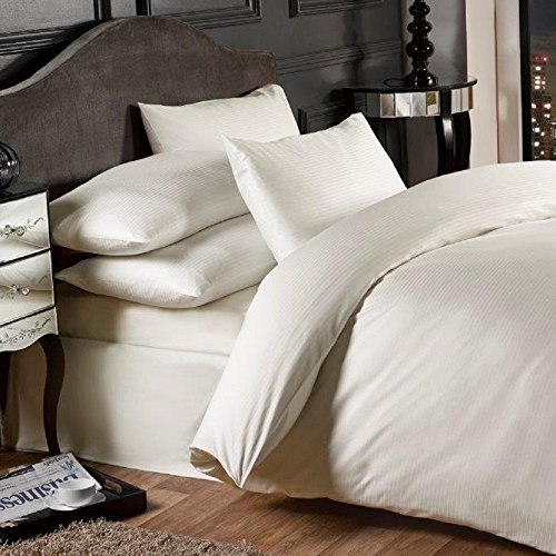 """16/"""" Dorchester 1000 Thread Count Superking size Fitted Sheet extra deep 40cm"""