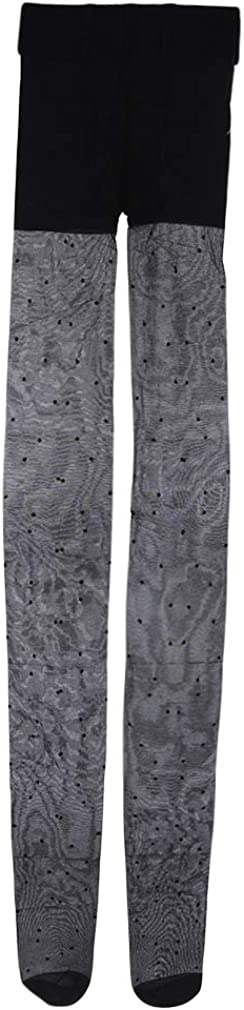 NIKOLay Dot Pattern Pantyhose Classic Retro Style Ultra-thin Transparent Sexy Stockings Jacquard Tights Pantyhose