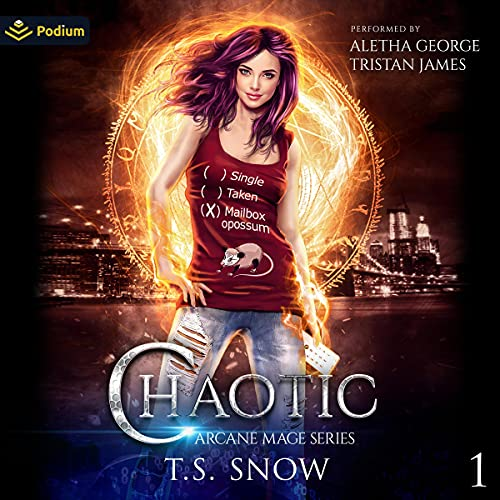 Chaotic cover art