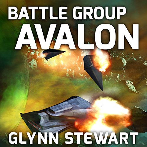 Battle Group Avalon audiobook cover art