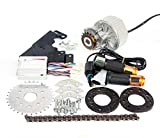 450W Newest Electric Bike Left Drive Conversion Kit Can Fit Most of Common