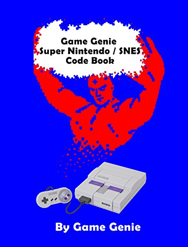 Game Genie Super Nintendo Snes Code Book Kindle Edition By
