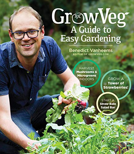GrowVeg: The Beginner's Guide to Easy Vegetable Gardening