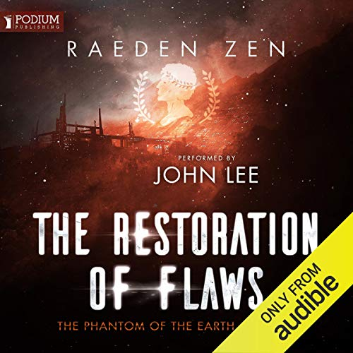 The Restoration of Flaws audiobook cover art